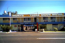 Monto Three Moon Motel - Nambucca Heads Accommodation