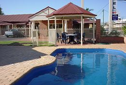 Roma Mid Town Motor Inn - Nambucca Heads Accommodation