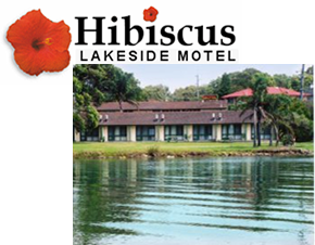 Hibiscus Lakeside Motel - Nambucca Heads Accommodation