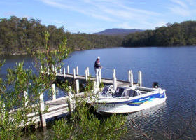 Blue Waters Holiday Cottages - Nambucca Heads Accommodation