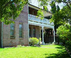 Old Rectory Bed And Breakfast Guesthouse - Sydney Airport - Nambucca Heads Accommodation