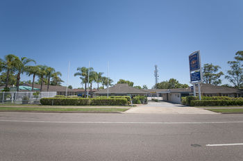 Colonial Terrace Motor Inn - Nambucca Heads Accommodation