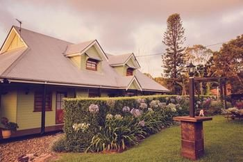 Allara Homestead - Nambucca Heads Accommodation