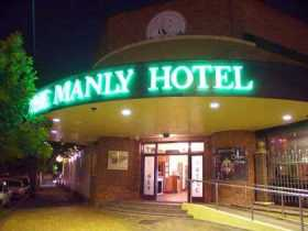 Manly Hotel The - Nambucca Heads Accommodation