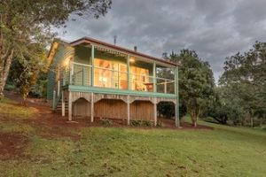 Pencil Creek Cottages - Nambucca Heads Accommodation