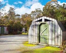 Discovery Holiday Parks Cradle Mountain Cosy Cabins - Nambucca Heads Accommodation