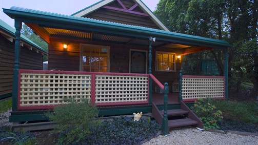 Trawool Cottages  Farmstay - Nambucca Heads Accommodation