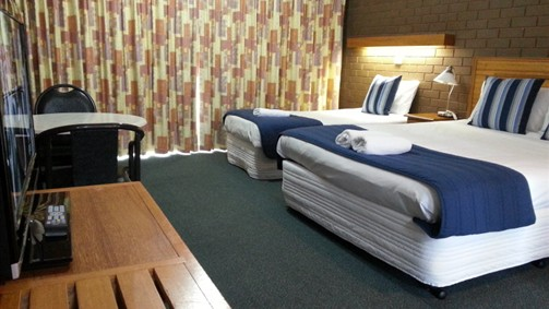 Barooga Country Inn Motel - Nambucca Heads Accommodation