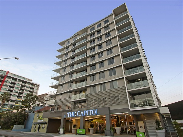 The Capitol Apartments - Nambucca Heads Accommodation