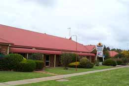 Quality Inn Parkes International - Nambucca Heads Accommodation
