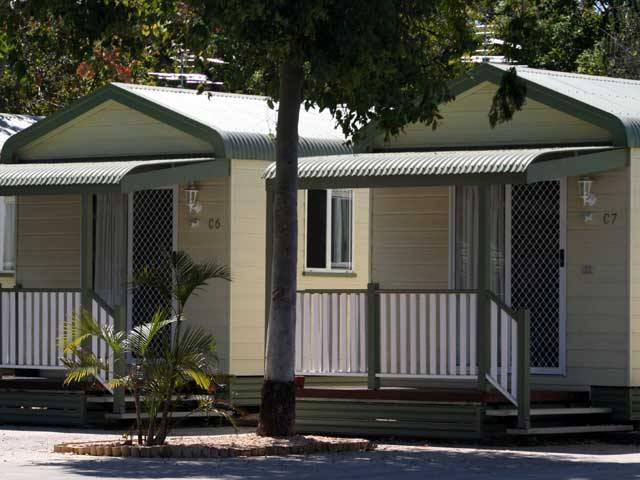 Emerald Cabin  Caravan Village - Nambucca Heads Accommodation