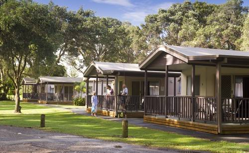 North Coast Holiday Parks Beachfront - Nambucca Heads Accommodation