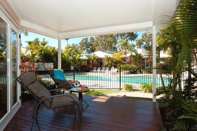 NRMA Treasure Island Holiday Park - Nambucca Heads Accommodation