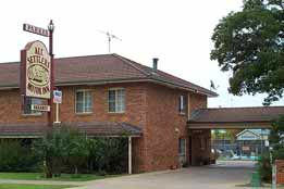 Parkes All Settlers Motor Inn - Nambucca Heads Accommodation