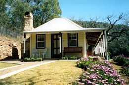 Price Morris Cottage - Nambucca Heads Accommodation