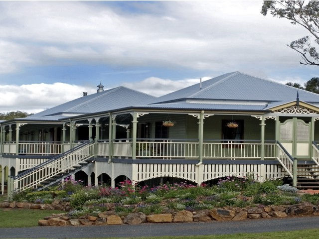 The Sanctuary Springbrook Guest House Cottage - Nambucca Heads Accommodation