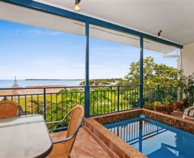 Beach View Holiday Villa - Nambucca Heads Accommodation