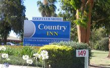 Barooga Country Inn Motel - Barooga - Nambucca Heads Accommodation