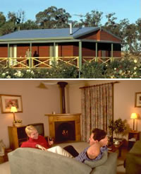 Twin Trees Country Cottages - Nambucca Heads Accommodation