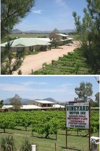 Mudgee Vineyard Motor Inn - Nambucca Heads Accommodation