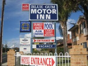 Blue Gum Motor Inn - Nambucca Heads Accommodation