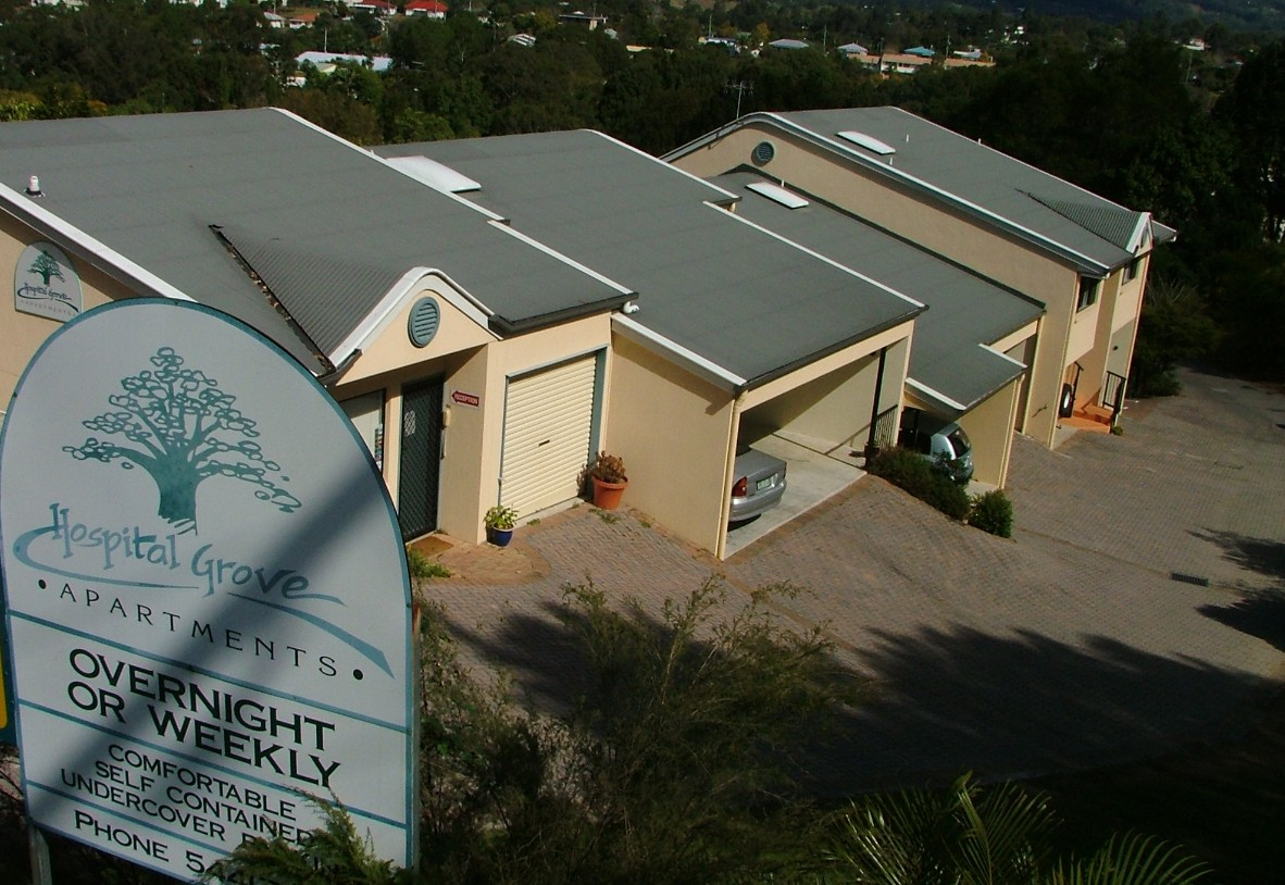 Hospital Grove Apartments - Nambucca Heads Accommodation