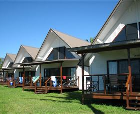 Cardwell Beachcomber Motel and Tourist Park - Nambucca Heads Accommodation