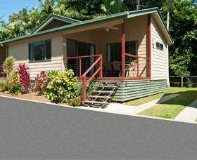BIG4 Cairns Crystal Cascades Holiday Park - Nambucca Heads Accommodation