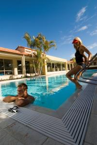 Noosa Springs Golf and Spa Resort - Nambucca Heads Accommodation