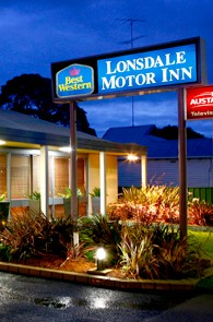 Best Western Lonsdale Motor Inn - Nambucca Heads Accommodation