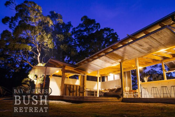Bay Of Fires Bush Retreat - Nambucca Heads Accommodation
