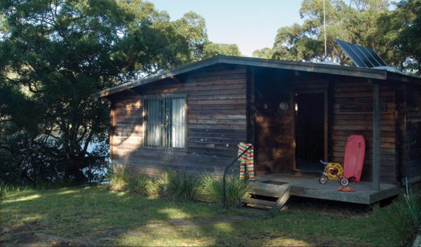 Weemalah Cottage - Nambucca Heads Accommodation