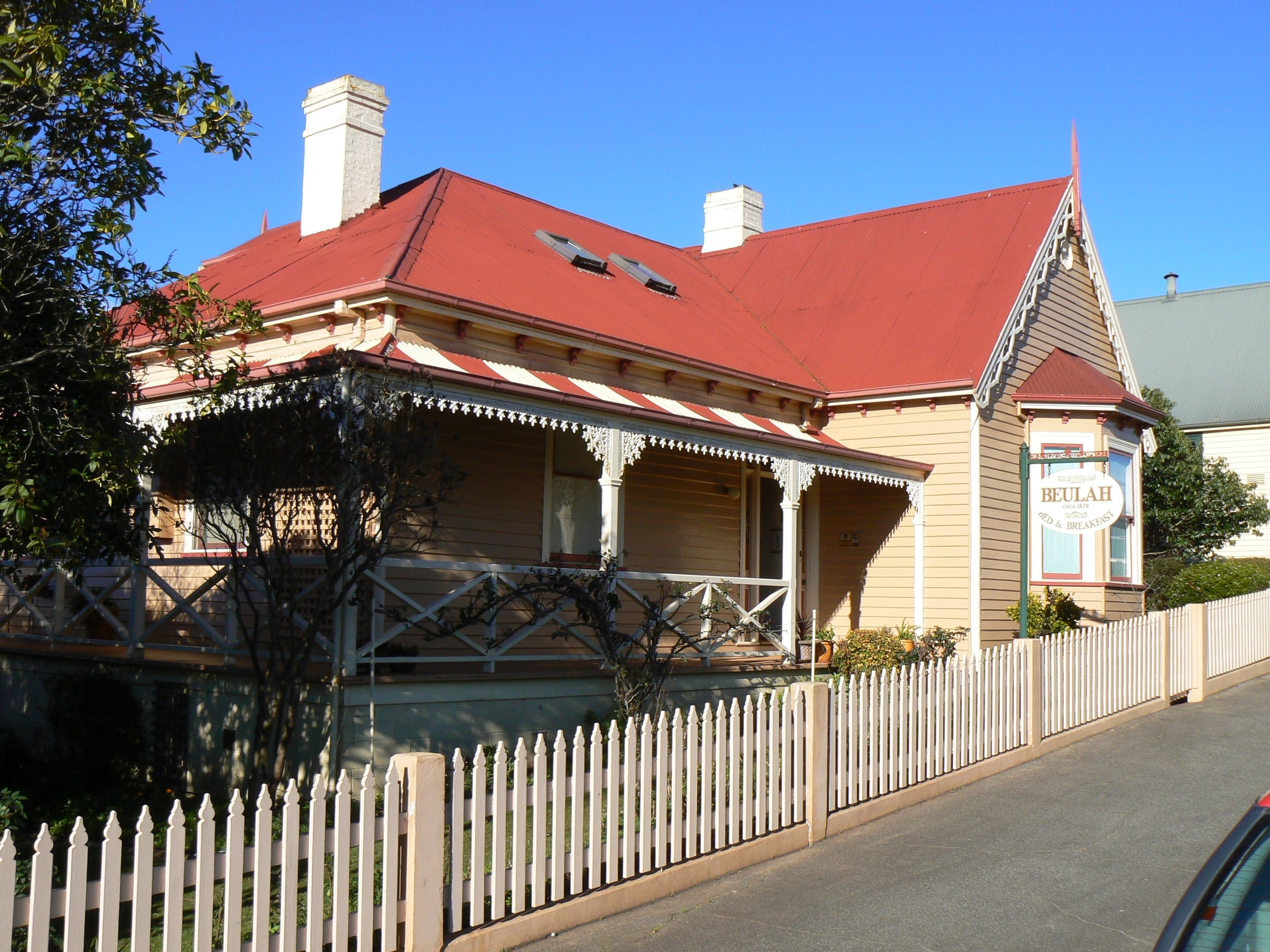 Beulah Heritage Accommodation - Nambucca Heads Accommodation