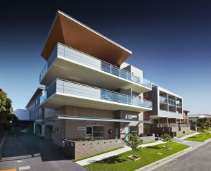 Charlestown Executive Apartments - Nambucca Heads Accommodation