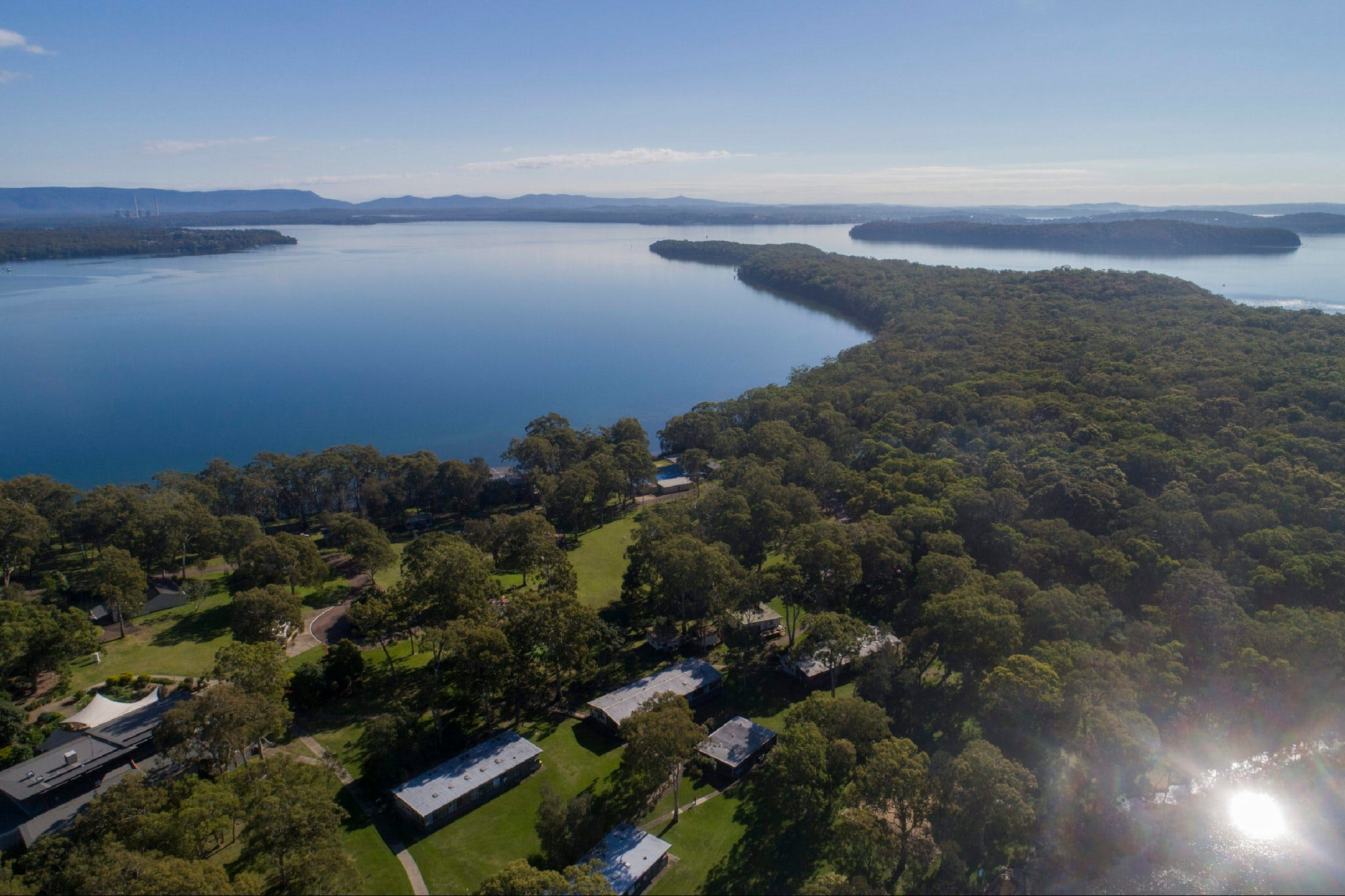 Point Wolstoncroft Sport and Recreation Centre - Nambucca Heads Accommodation