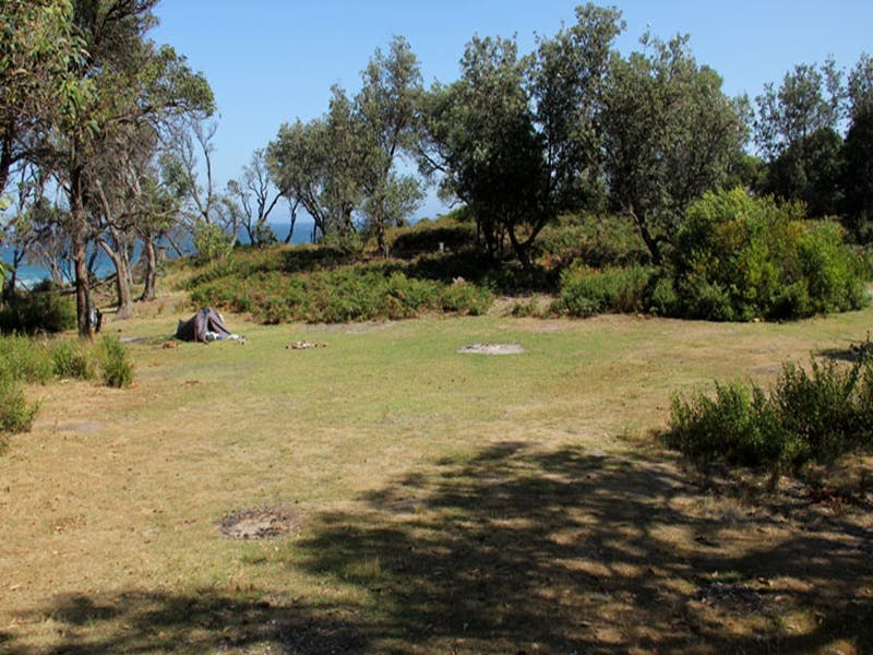 Middle Beach campground - Nambucca Heads Accommodation