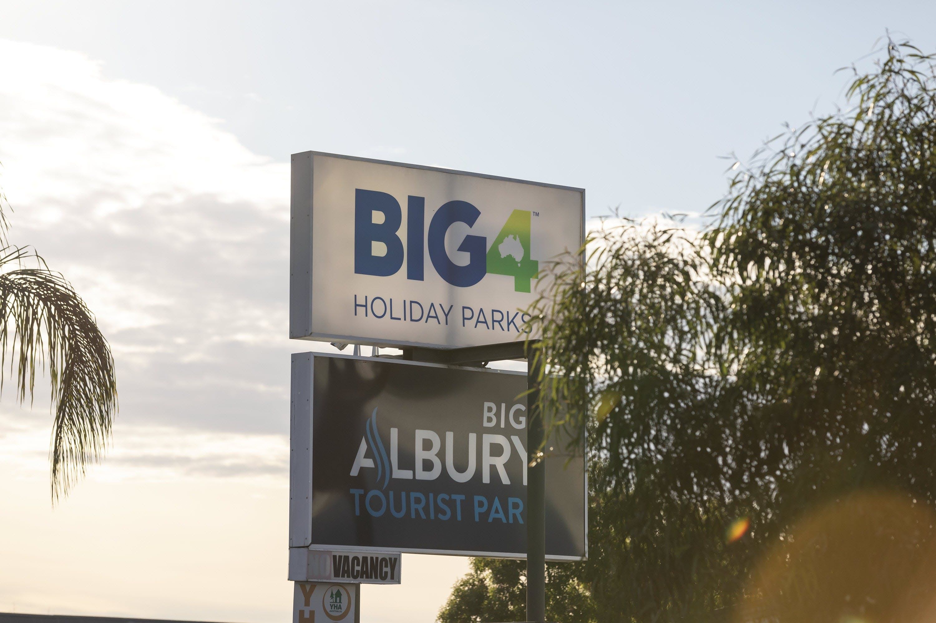 BIG4 Albury Tourist Park - Nambucca Heads Accommodation