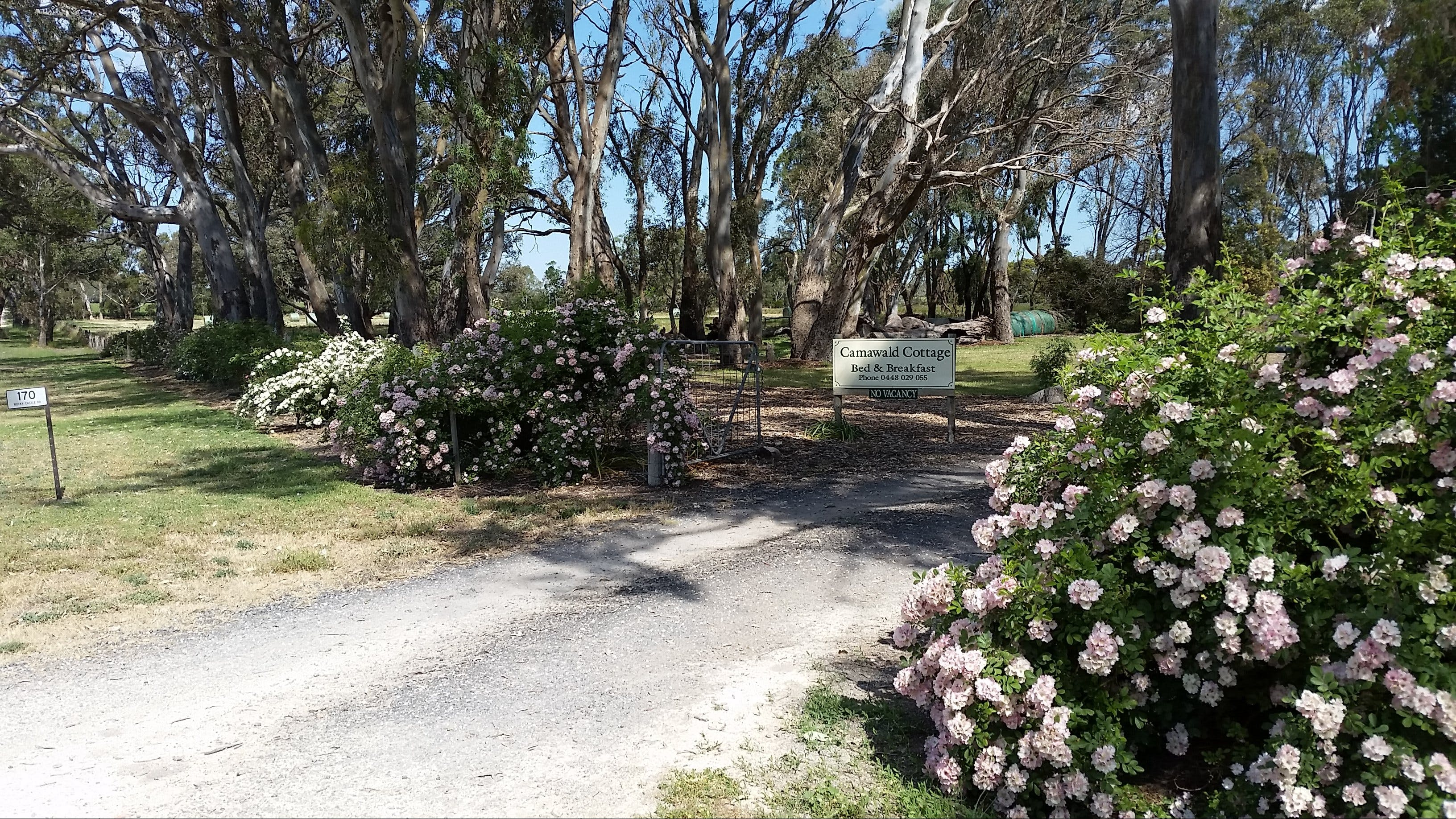 Camawald Coonawarra Cottage BB - Nambucca Heads Accommodation