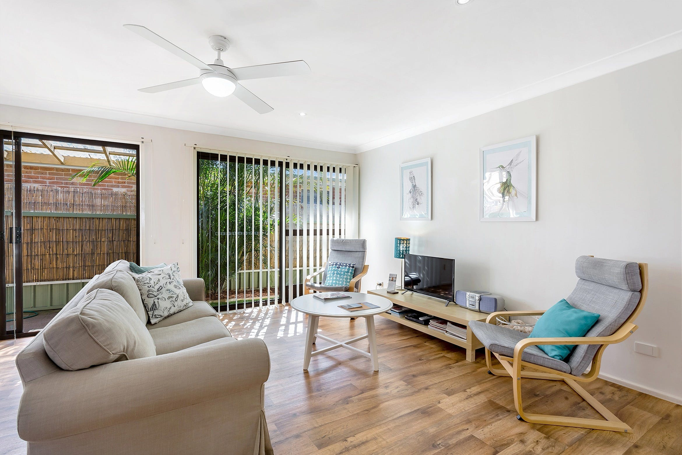 Shearwater at Shoal Bay Cottage One - Dogs Welcome - Nambucca Heads Accommodation