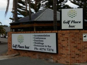Golf Place Inn - Nambucca Heads Accommodation