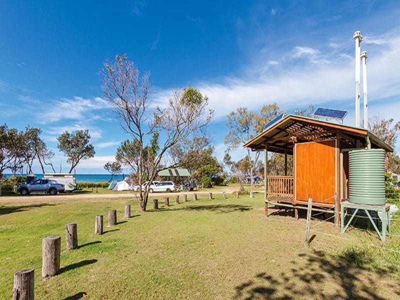 Illaroo campground - Nambucca Heads Accommodation