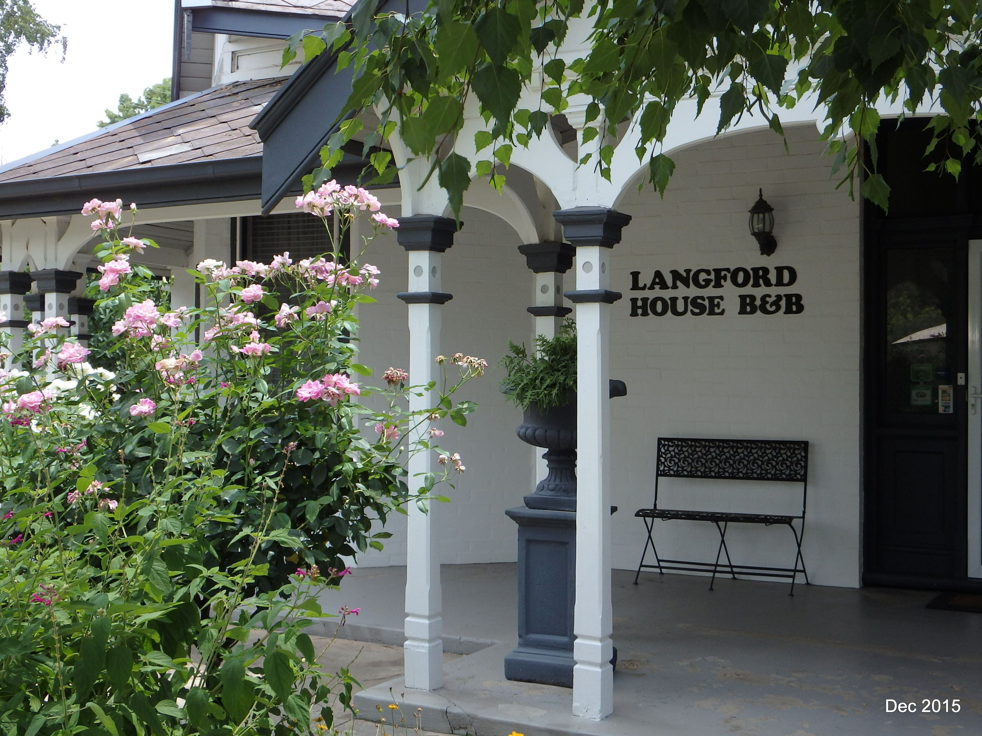 Langford House BB - Nambucca Heads Accommodation