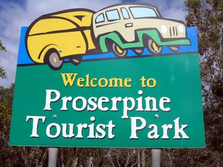 Proserpine Tourist Park - Nambucca Heads Accommodation