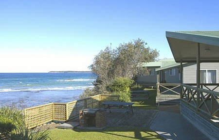 Berrara Beach Holiday Chalets - Nambucca Heads Accommodation