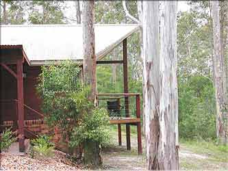 Bewong River Retreat - Nambucca Heads Accommodation