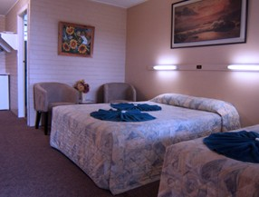Whitsunday Palms Motel - Nambucca Heads Accommodation