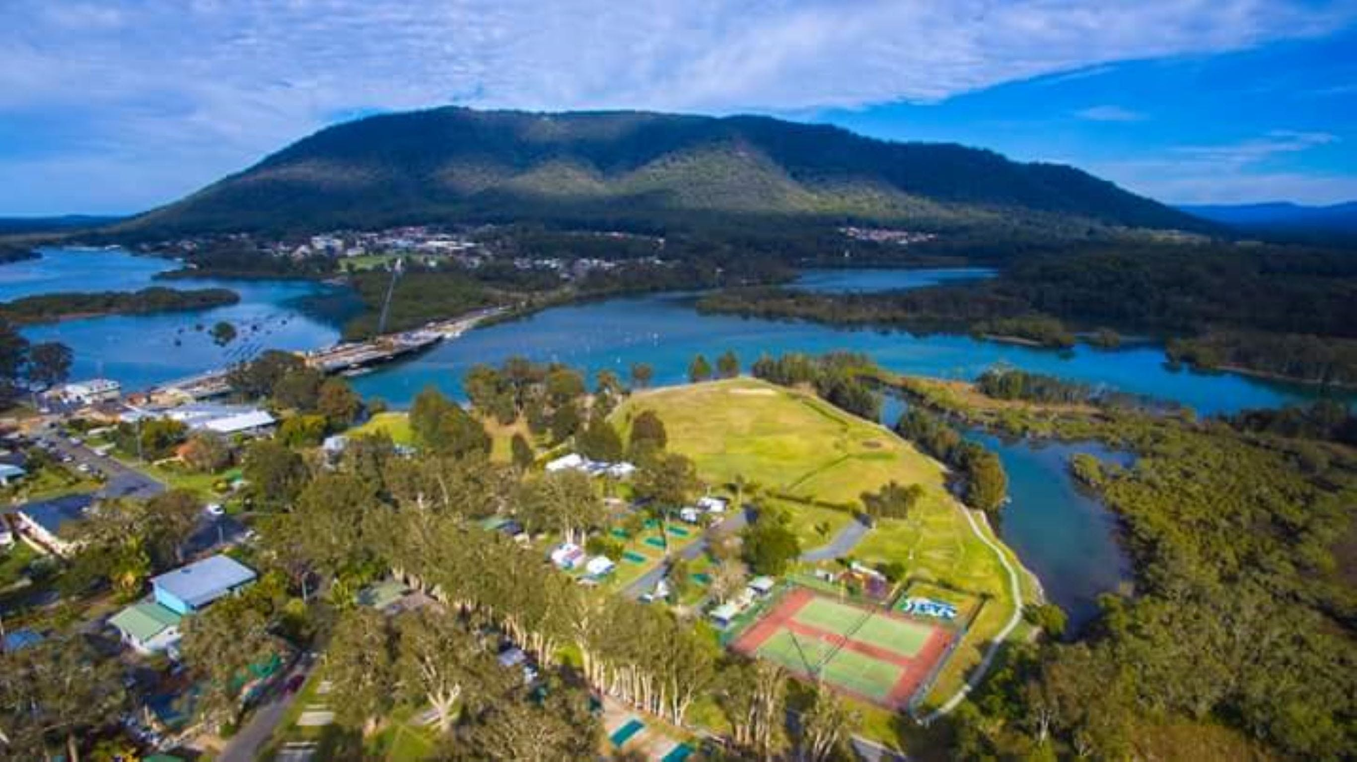 Brigadoon Holiday Park - Nambucca Heads Accommodation