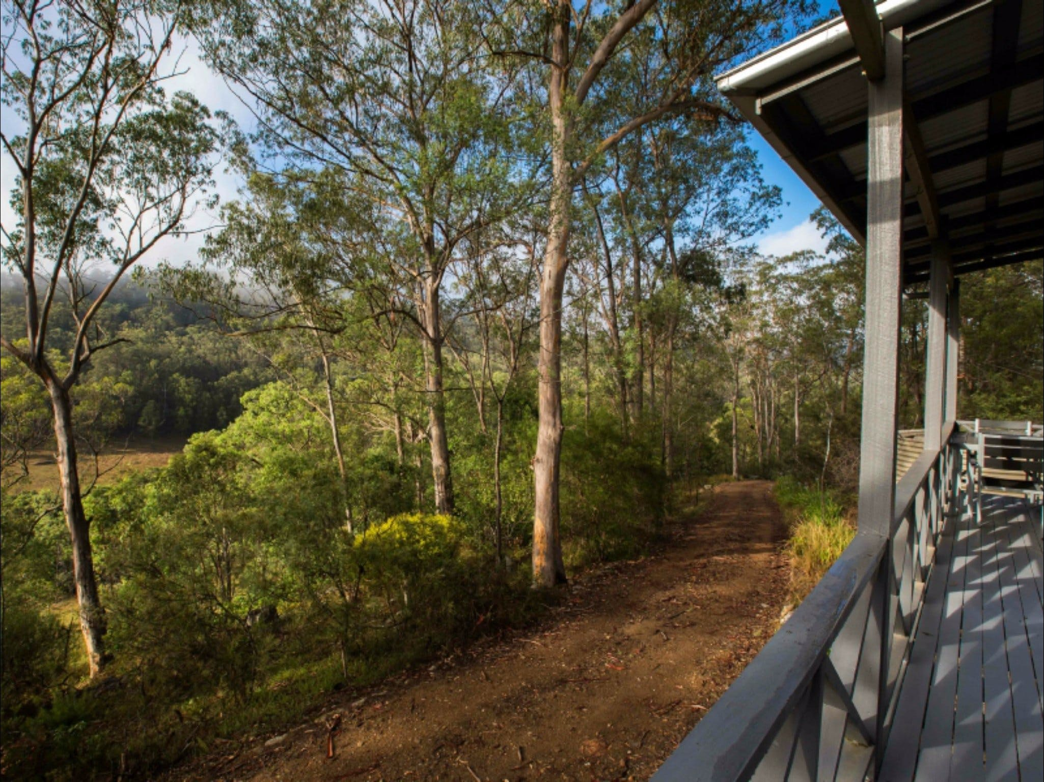 Wollombi Bush Retreat - Nambucca Heads Accommodation