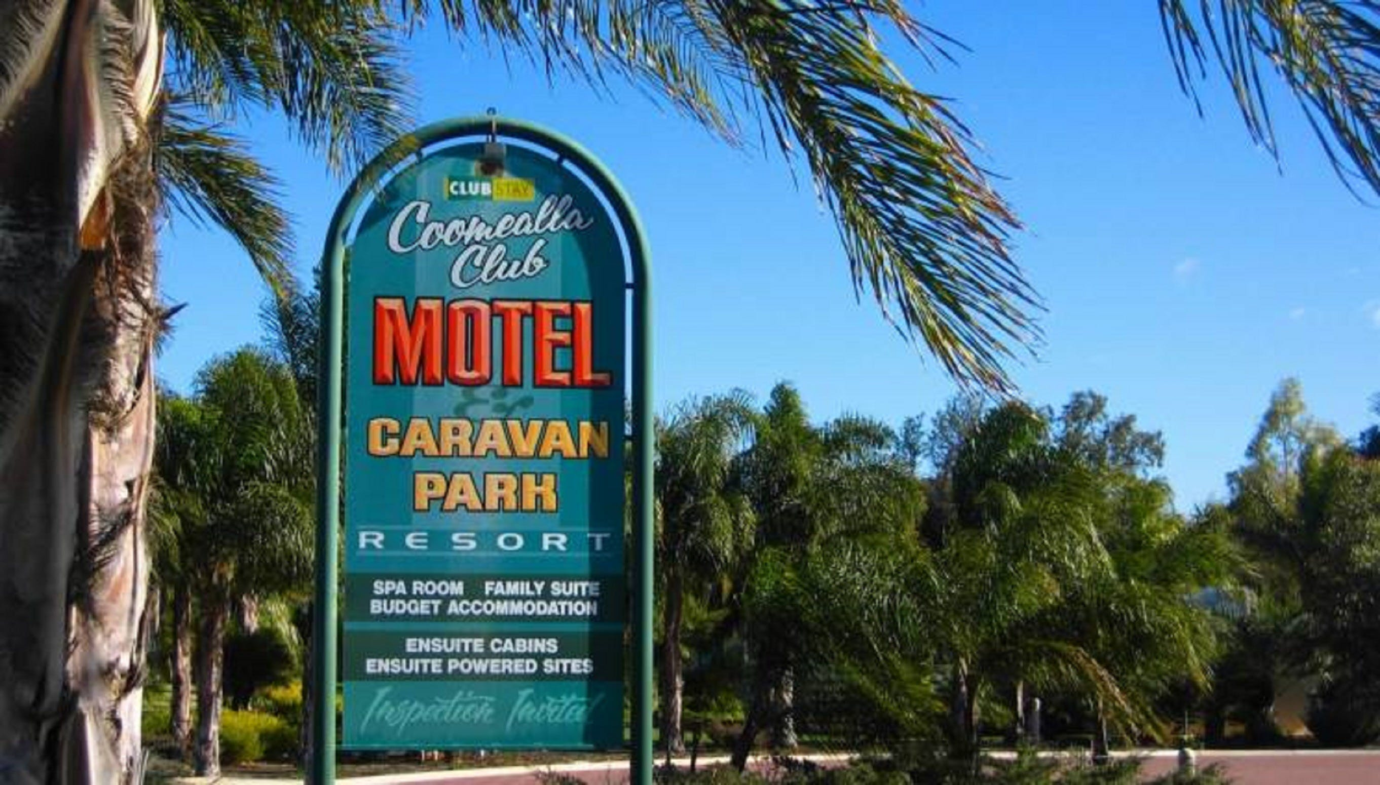 Coomealla Club Motel and Caravan Park Resort - Nambucca Heads Accommodation
