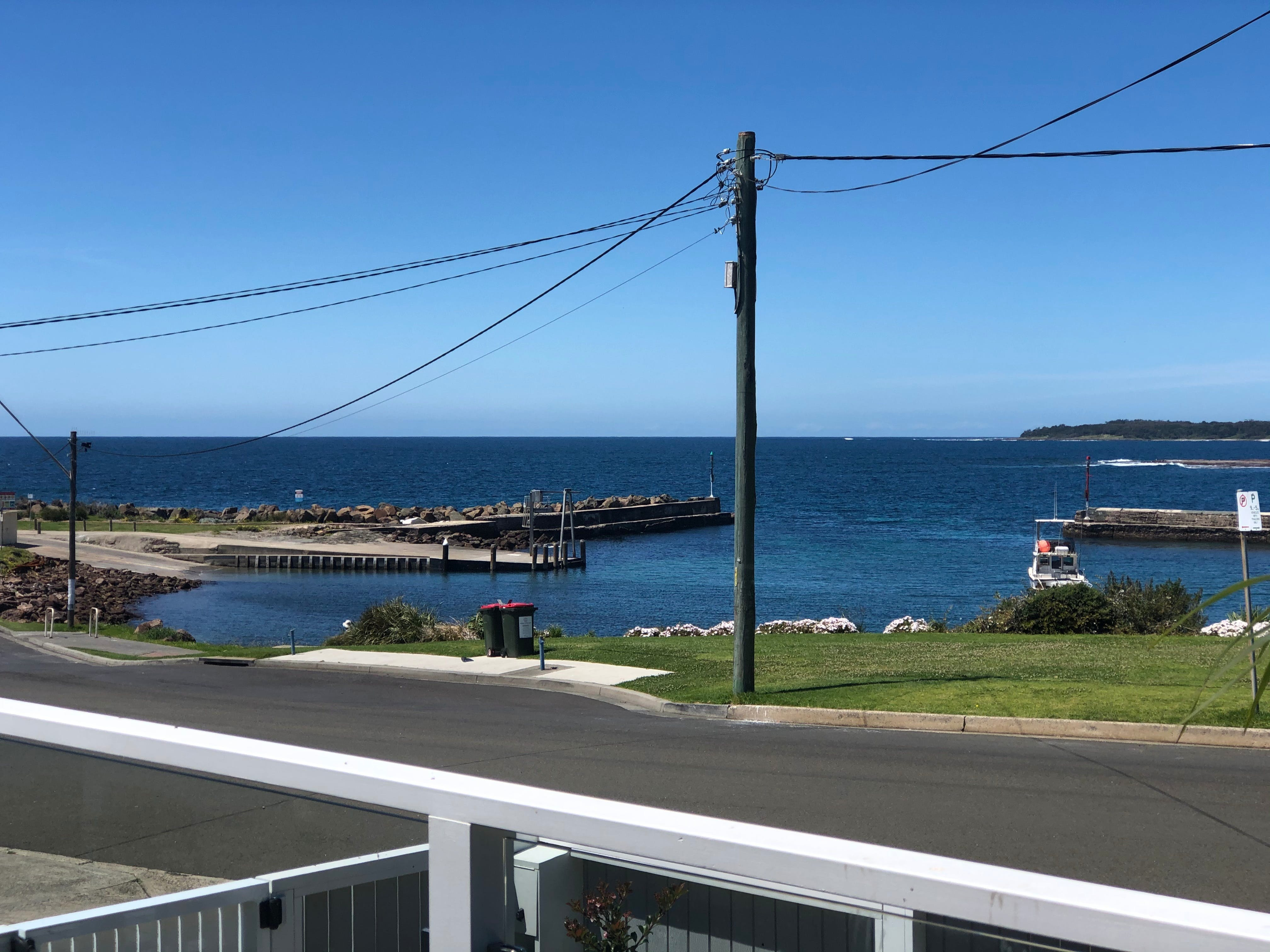 Escape at the Harbour - Nambucca Heads Accommodation